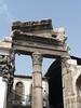 Remains of the Roman Western Temple Gate, Damascus