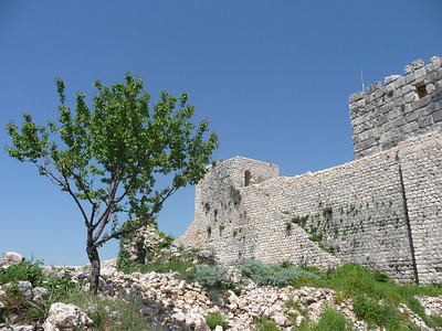 Misyaf, Salah ad-Din, Marqab and Sheisar Castles