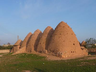 Qasr ibn Wardan and Beehive Houses