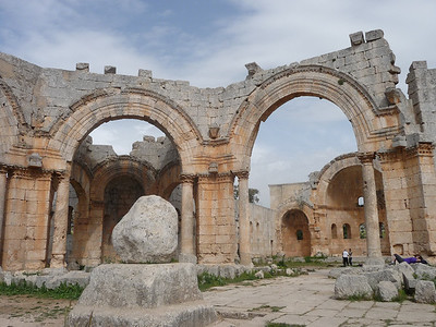 The Dead Cities and Qala'at Samaan