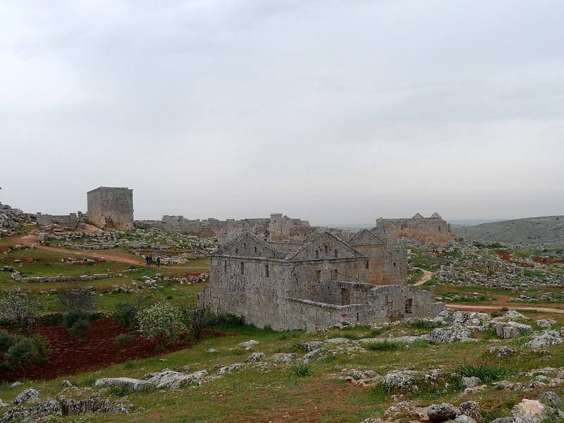 Serjilla Dead City