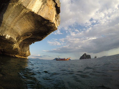 Snorkelling around Koh Ma