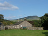 Horton in Ribblesdale with Pen-y-ghent in the distance