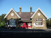 Horton in Ribblesdale train station