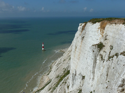 Beachy Head and the Seven Sisters