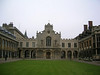 Central Courtyard - Peterhouse College
