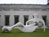 Weird Sculpture, Fitzwilliam Museum