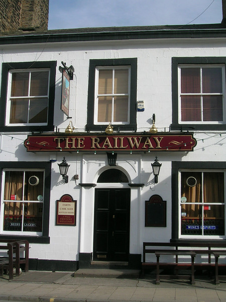The Railway pub