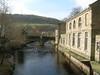 River through Hebden Bridge