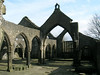 Arches, Old Church, built 13th century - Heptonstall