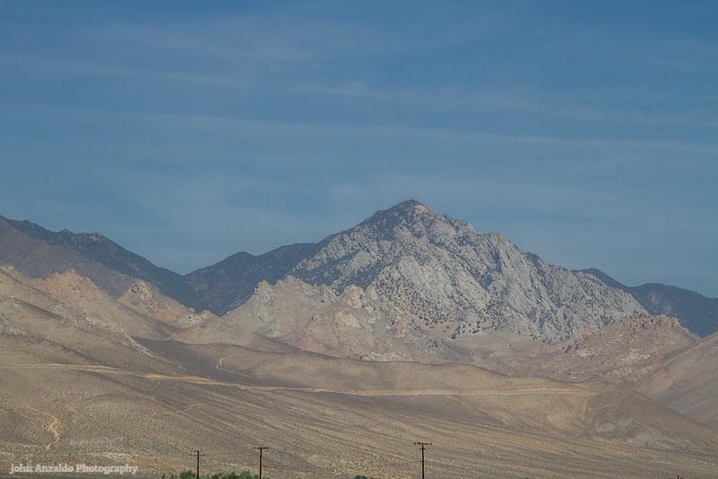 Owens Peak, CA
