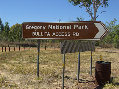 Gregory River Region