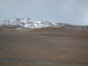 Snowing!  Views of Tibet from the train. 6/5/2012