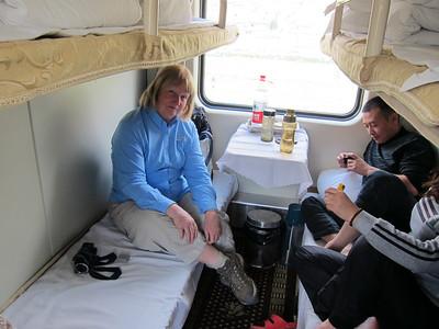 #4 Train to Beijing 2012