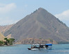 Boat to see Komodo Dragons, Indonesia, 9/18/2012