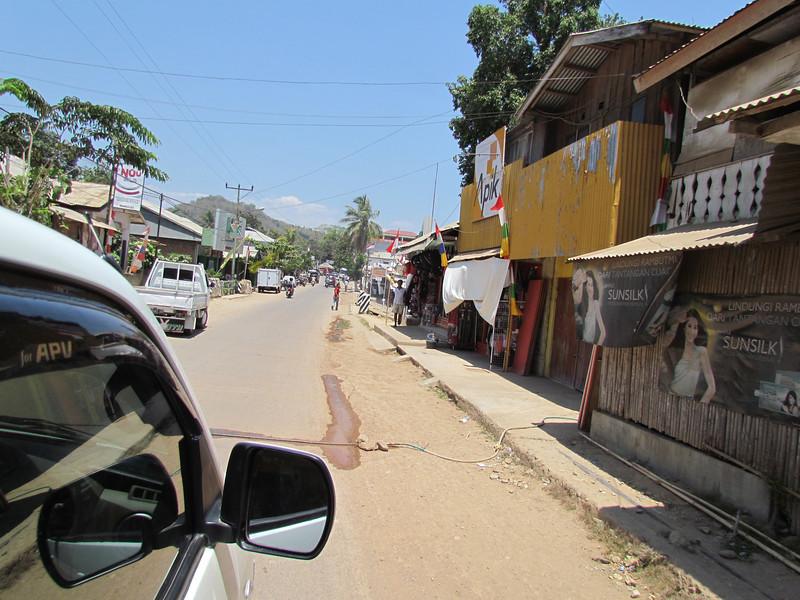 Labuan Bajo, Flores Island, 9/19/2012