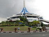 City Hall and Museum, City tour of Kuching, Sarawak, Malaysia, 8/27/2012
