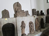 8th century artifacts in museum, Jakarta, Java, 9/2/2012