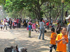 Park on a Sunday, Jakarta, Java, 9/2/2012