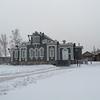 Trubetskoy's manor,  Irkutsk, Siberia, Russia, 1/19/2013