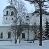 Church of Our Savior (Russian Orthodox), Irkutsk, Siberia, Russia, 1/19/2013, Sandy's camera