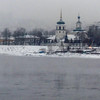 Church of Our Savior (Russian Orthodox), Irkutsk, Siberia, Russia, 1/19/2013