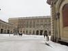 Royal Palace, Stockholm Old Town, Gamla Stan, 2/15/2013