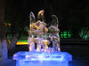 "Zhaolin Park in Harbin where we saw  ""Ice Lantern Garden Party, part of the Harbin, China exhibits. 1/11/2013"