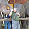 Ken, Maesa Elephant Camp, Thailand, 10/11/2013
