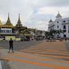 Yangon, Myanmar (Burma), 10/18/2013