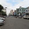 Walking around in Yangon, Myanmar (Burma), 10/18/2013