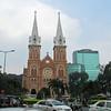Notre Dame Cathedral, Saigon, Viet Nam, 11/1/2013