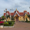 That Luang Stupa, Vientiane, Laos, 11/10/2013