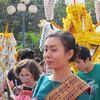 Festival of the Lights, That Luang Stupa, Vientiane, Laos, 11/10/2013