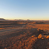 Namib Naukluft Park with sand dunes of Sossusviel in the early morning, Namibia, 3/30/2014