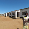 Kindergarten teacher showed us around the school at Sindie near Livingston, Zambia, 4/6/2014