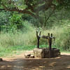 Well, village of Sindie, near Livingston, Zambia, 4/6/2014