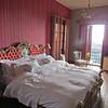 Our room, Lokanga Boutique Hotel, Antananarivo, the capital of Madagascar, 4/8/2014