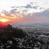 Sunset. Antananarivo, Madagascar, 4/8/2014