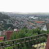 View from our room of Antananarivo, Madagascar, 4/8/2014