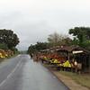 Market along the road. Madagascar, 4/11/2014