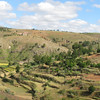 Terraced fields, Madagascar, 4/12/2014