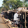 Small shops along the road, Madagascar, 4/17/2014
