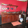 Kitchen in our room, Hotel Crystals, Soufriere, St Lucia, 3/13/2018