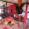 Bedroom area, Hotel Crystals, Soufriere, St Lucia, 3/13/2018