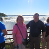Ken and Shirley, Iguaca Falls from the Argentina side, 2/13/2018