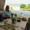 Ken, free lunch at our PortoBay Rio International Hotel, Rio de Janerio, 2/11/2018
