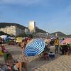 Copacabana Beach, Rio de Janerio during Carnival, 2/10/2018