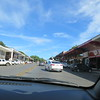 Shopping area in one of the communities, Brasilia, Brazil, 2/16/2018