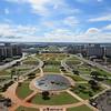 Center of Brasilia, Brazil, 2/16/2018